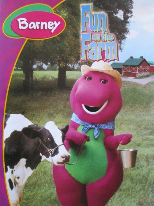 tv series - dvd - barney