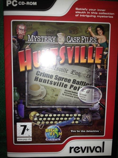 Games - PC - Mystery Case File - Huntsville - Hidden Object Game for
