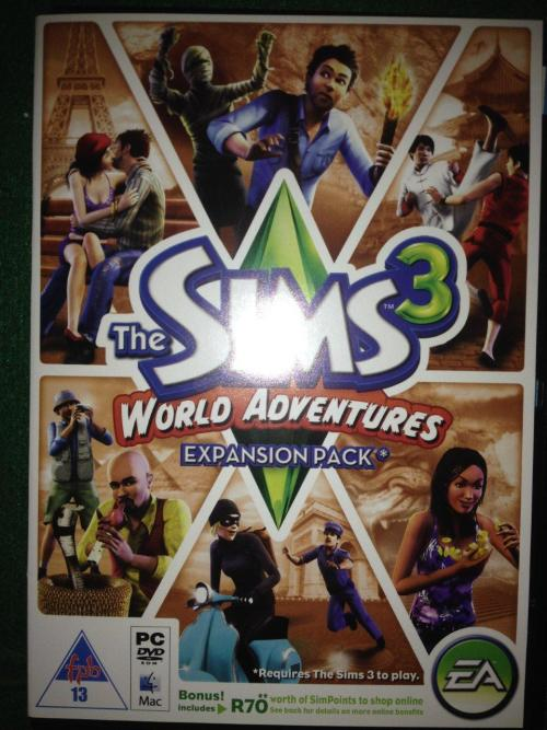games pc the sims 3 world adventures expansion. Black Bedroom Furniture Sets. Home Design Ideas