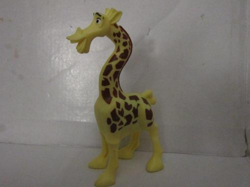 Toys From Africa : Other collectable toys mcdonalds melman the giraffe madagascar