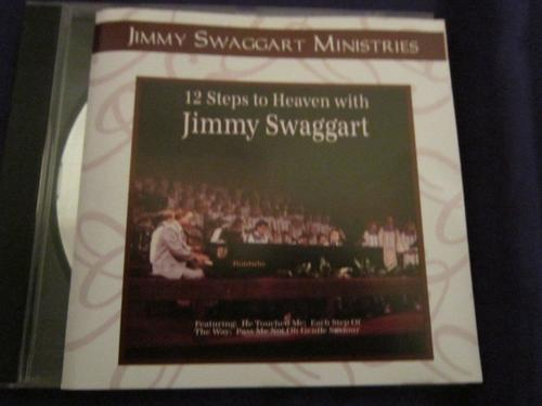 CD - Jimmy Swaggart - 12 Steps To Heaven