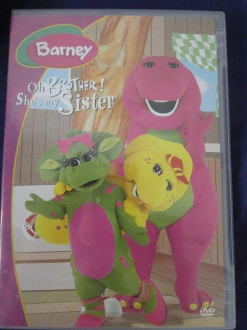 Barney My Baby Brother