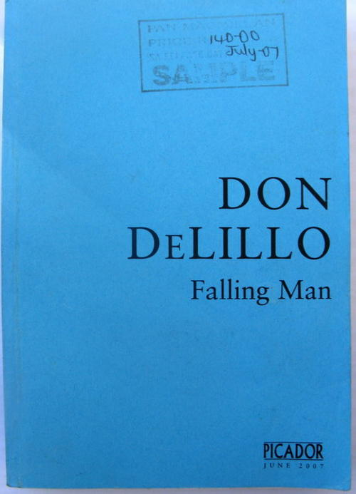 "falling man don delillo essay Falling man essay submitted by: below is an essay on falling man from anti essays response paper ""falling man"" by don delillo."