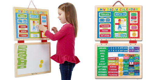 Other Educational Toys Melissa Doug My First Daily Magnetic