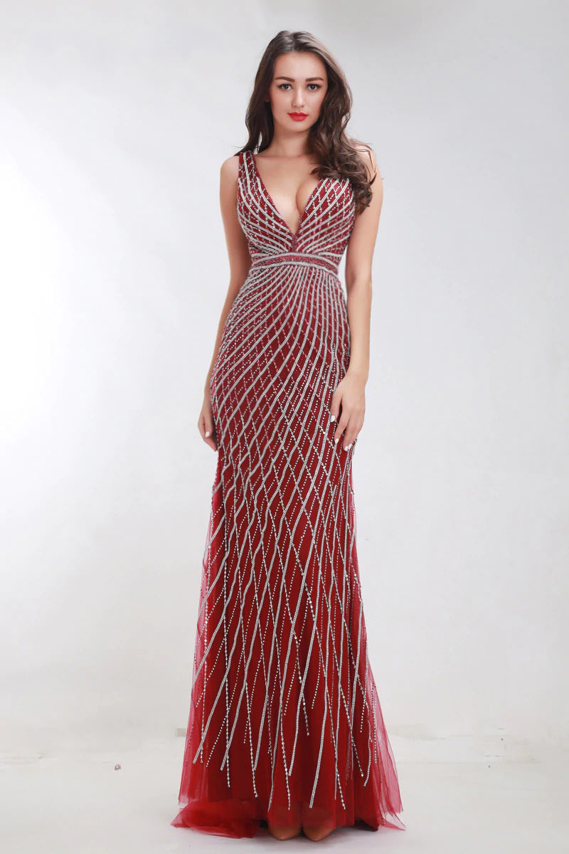 Sexy diva hot evening party dress***Free ...