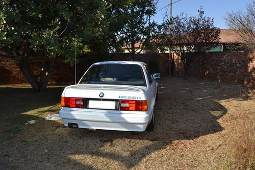 BMW  1992 BMW 325iS EVO II Limited edition was listed for R400