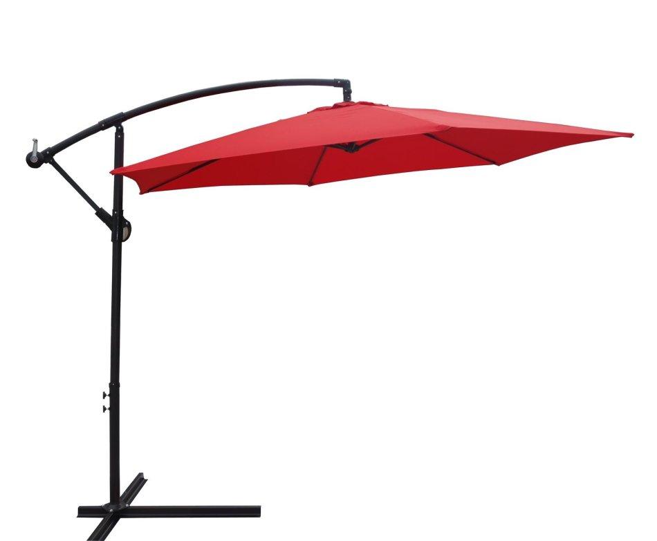 Umbrellas Amp Stands 3m Outdoor Patio Cantilever Banana