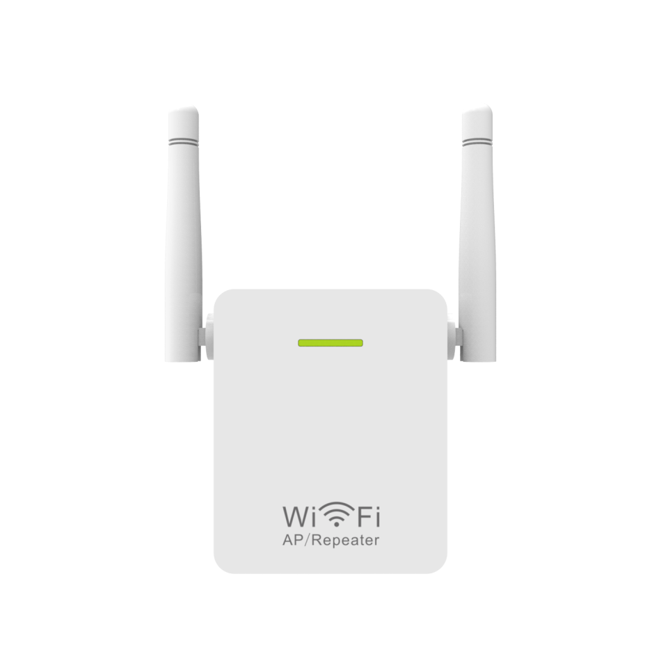 Nevenoe 300Mbps Wireless WiFi AP Signal Extender Booster Repeater