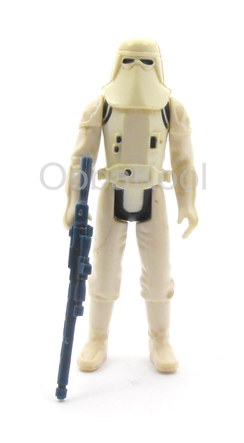 Star Wars Toys 1980s : Vintage toys star wars snowtrooper kenner