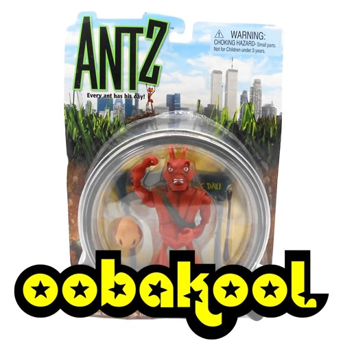 antz book