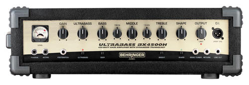 Bass amps behringer ultrabass bx4500h bass head amplifier was sold with this amp you can certainly rock the stage like a pro fandeluxe Image collections