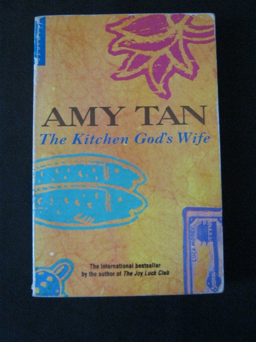 a summary of the novel the kitchen gods wife by amy tan Best known for novels like the joy luck club and the kitchen god's wife, tan explores the contradictions of her upbringing in he new memoir, where the past begins.