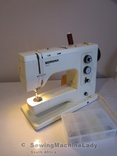 Bernina 830 Record manual