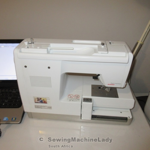 Embroidery Machines - LIKE VERY NEW! BERNINA DECO 340 EMBROIDERY MACHINE Was Listed For R18000 ...