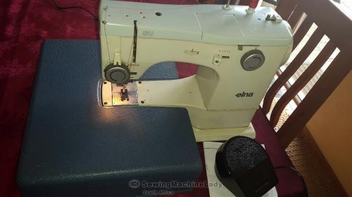 Sewing Machines Overlockers ELNA SU SWISS MADE SEWING MACHINE Impressive Elna Su Sewing Machine