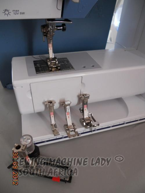 BERNINA770QE: selecting presser feet » BERNINA Blog