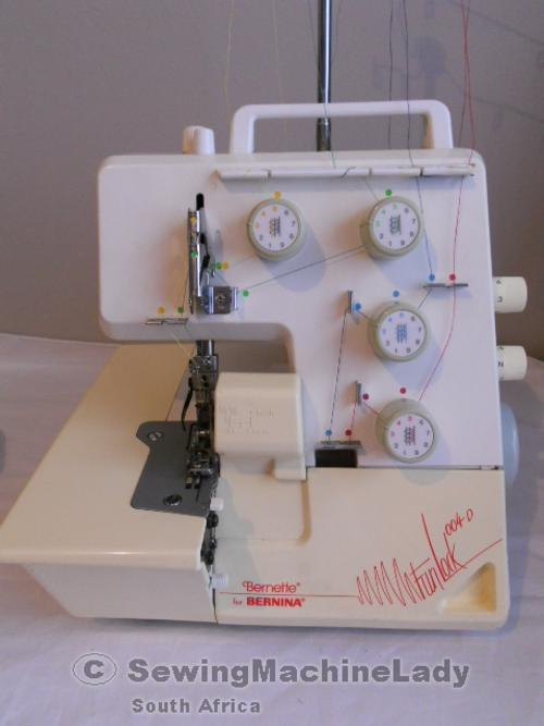 Sewing Machines Amp Overlockers Bernina Bernette 004d