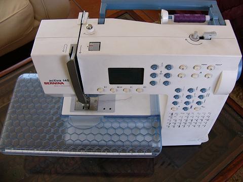 Sewing Machines Overlockers BERNINA ACTIVA 40 SWISS SEWING Mesmerizing Bernina Activa 145 Sewing Machine