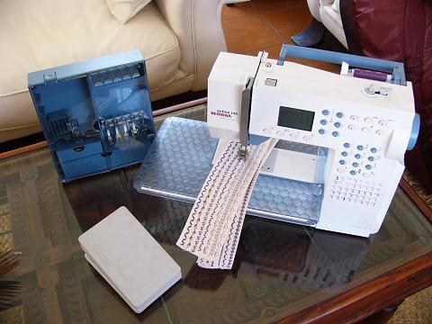 Sewing Machines Overlockers BERNINA ACTIVA 40 SWISS SEWING Impressive Bernina Activa 145 Sewing Machine