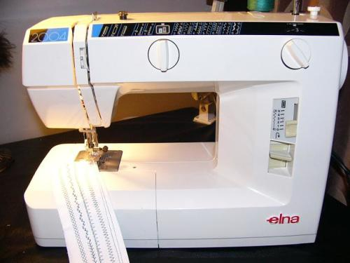 Sewing Machines Overlockers ELNA SEWING MACHINE MODEL 40 SN Impressive Elna Sewing Machine Models
