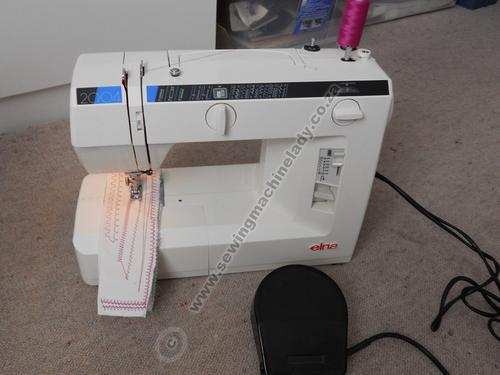 Sewing Machines Overlockers ELNA 40 SEWING MACHINE Was Sold Stunning Elna 2004 Sewing Machine Price
