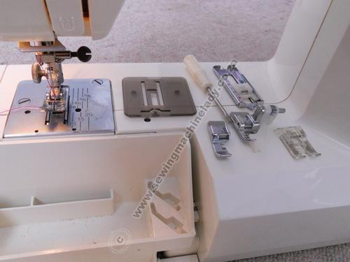Sewing Machines Overlockers ELNA 40 SEWING MACHINE Was Sold Beauteous Elna 2004 Sewing Machine Price