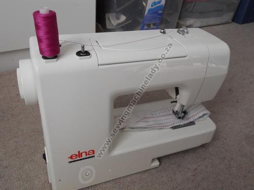 Sewing Machines Overlockers ELNA 40 SEWING MACHINE Was Sold Fascinating Elna 2004 Sewing Machine Price