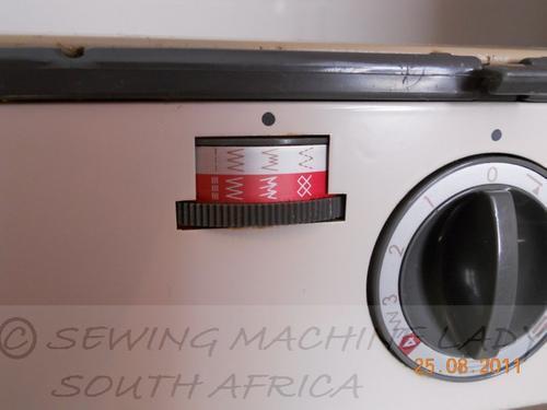 elna lotus tsp sewing machine
