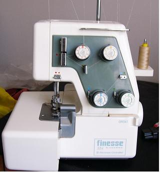 elna 792d overlocker user manual
