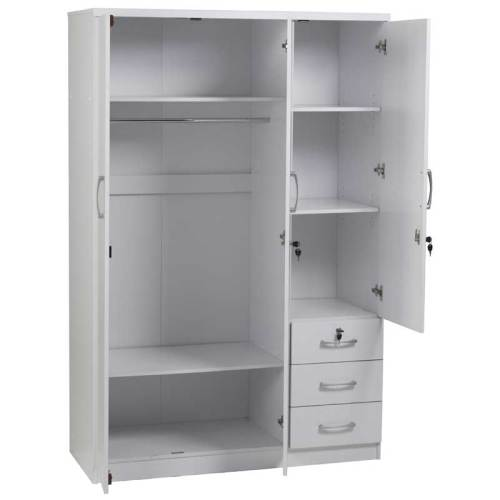 Wardrobes (Dark Or White Colours) Was Listed