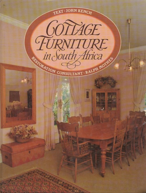 Africana Books Cottage Furniture In South Africa John Kench 1