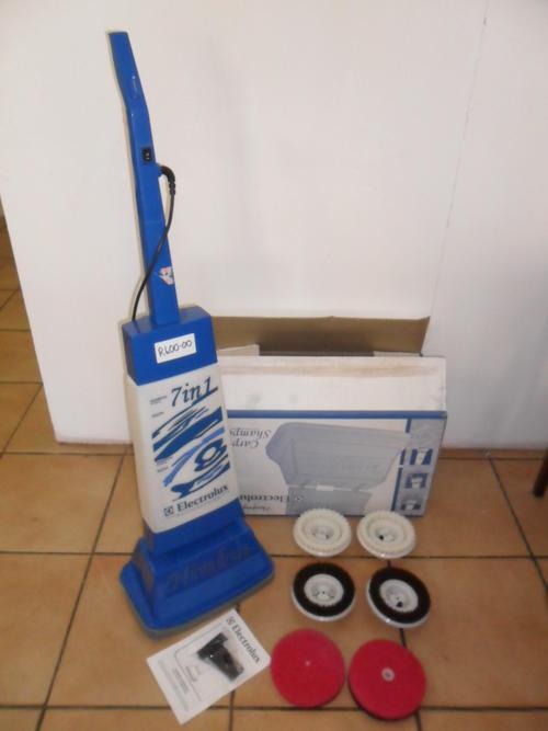 Electrolux Carpet Shampoo Floor Matttroy