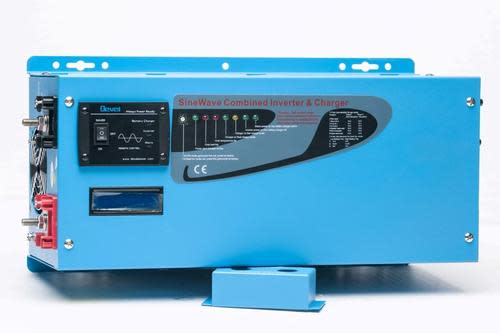 Solar Kits 6kw 48v Pure Sine Wave Inverter Was Listed
