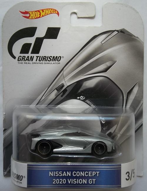 Models - Hot Wheels Gran Tursimo Nissan Concept 2020 ...