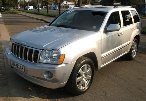 jeep 2007 jeep grand cherokee 5 7l hemi overland was. Black Bedroom Furniture Sets. Home Design Ideas