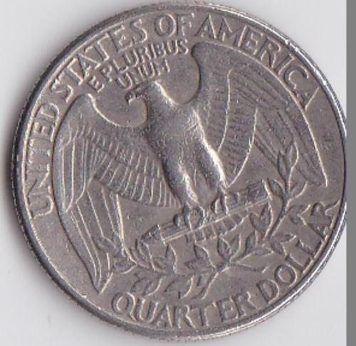 The Americas - Quarter Dollar 1980  was sold for R1 00 on 30