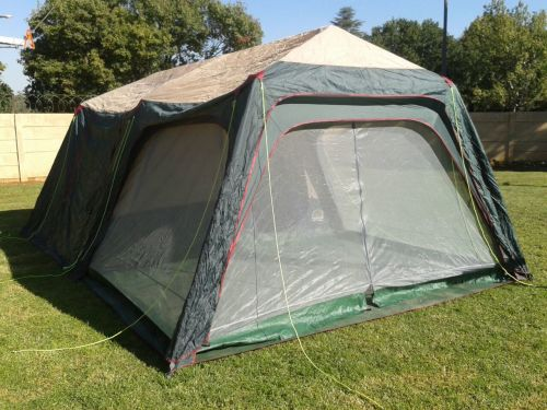 Tents - C& Master Lagoona Diner V ( 5 Man Tent ) was sold for R1500.00 on 30 Oct at 2346 by nicojhb in Sundra (ID252164691) & Tents - Camp Master Lagoona Diner V ( 5 Man Tent ) was sold for R1 ...