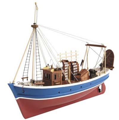 Ships boats artesania barcelona fishing boat easy - Artesania barcelona ...
