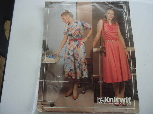 Other Sewing Accessories - KNITWIT PATTERNS 3900 \