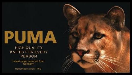 Puma Cuchillo De Caza Original Para La Venta a2lY8csRu