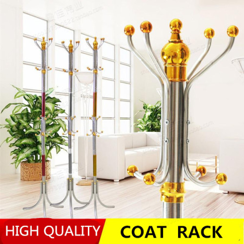 Traditional Umbrella Stand: Stainless Steel Traditional Coat Clothes