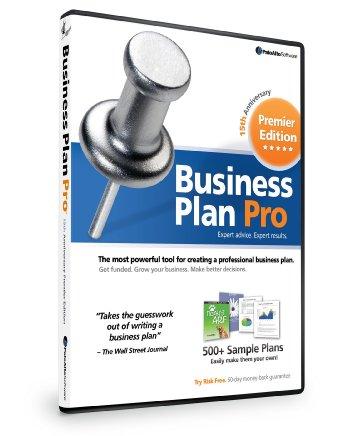 Business Plan Pro Premier Edition