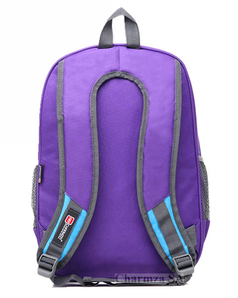 Backpacks - Charmza School Bag Backpack Purple was sold for R149.00 ... dd254d927626d