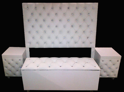 ... Bedroom Sets 4 Pce Diamond Pattern Bedroom Set Comp Headboard ...