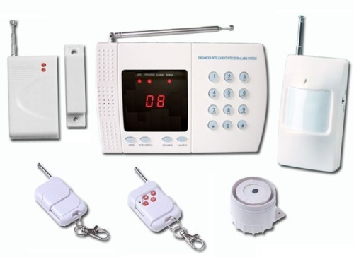 Alarm Systems Wireless Auto Dial Power Alarm System Land
