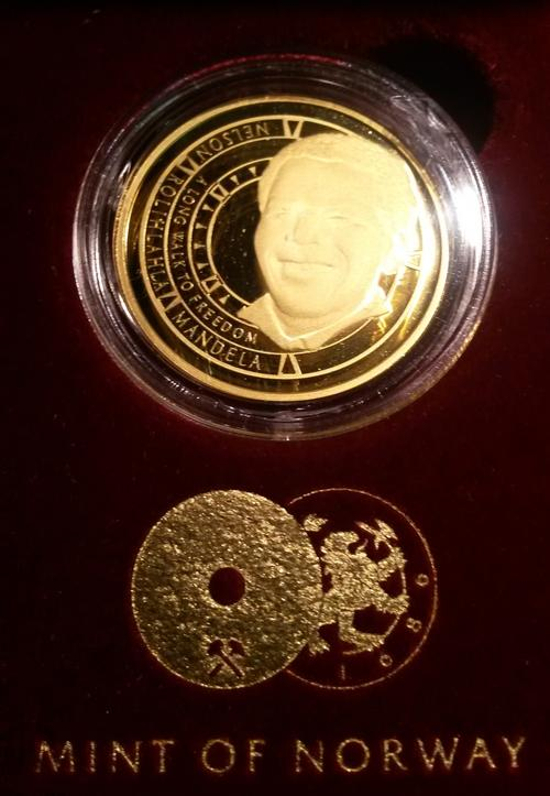 Other Mandela Coins Rare The Nelson Mandela