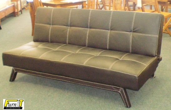 Lounge Suites Sleeper Couch MIYA Brown or Black was sold for