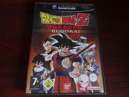 Nintendo Gamecube - Dragonball Z Budokai