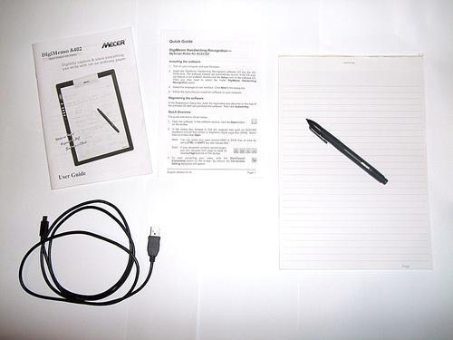 Paperwork Documentation Extra Accessories Extras