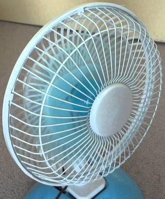Fans Safeway 15cm Mini Desk Fan In Original Box Was